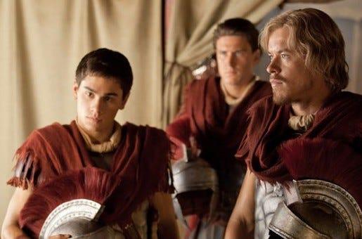 Spartacus 3x03 - Men of Honor