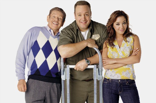 the king of queens cast