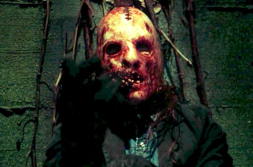AHS 2x13 Bloody Face