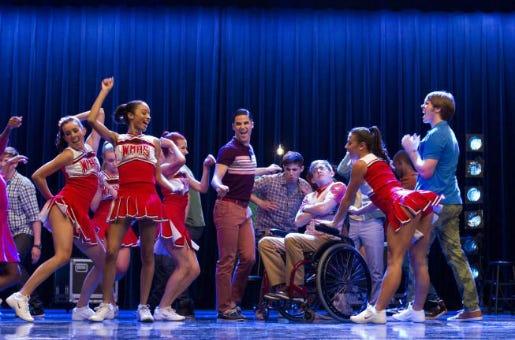 Glee 5x06