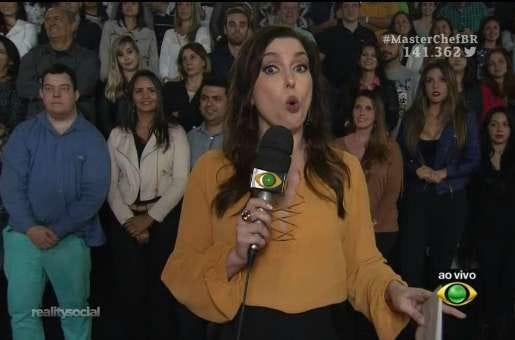 Lanche para a plateia by Bella Gil!