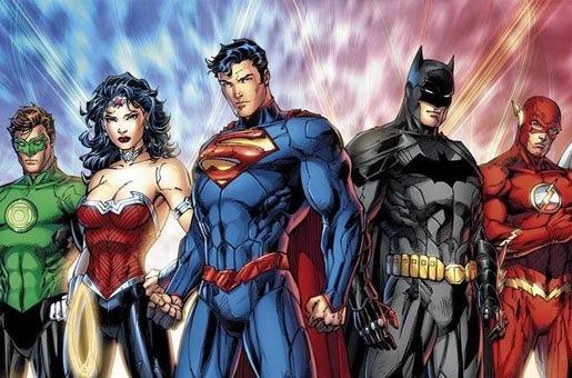 Liga da Justiça é um dos spin-offs de Arrow.