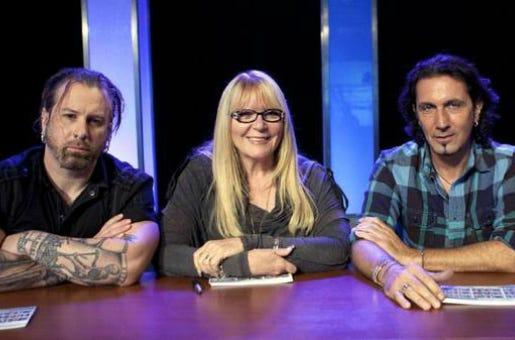 Glenn Hetrick, ve Neil e  Patrick Tatopoulos (criador da série, que foi jurado na primeira e na segunda temporada).