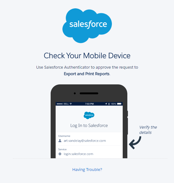 Navigating Salesforce - Workbot for Teams