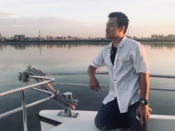 北市大稻埕「夏日遊艇饗宴-白色派對」|舶克遊艇|財富方舟尊榮VIP活動