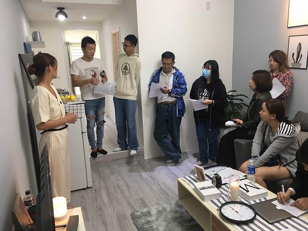 RICHARK包租公養成班加碼實戰-軟裝佈置20190921
