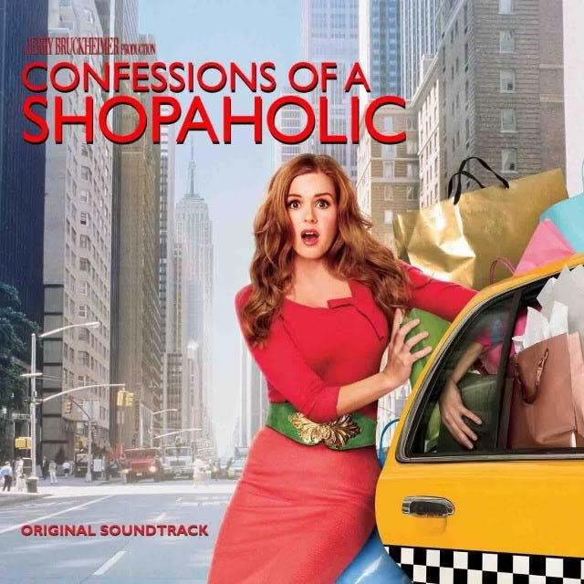 Os Delírios de Consumo de Becky Bloom, Confessions of a Shopaholic