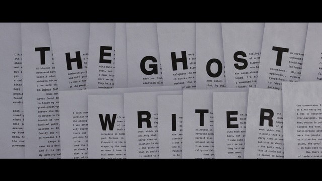 Image result for ghost writing