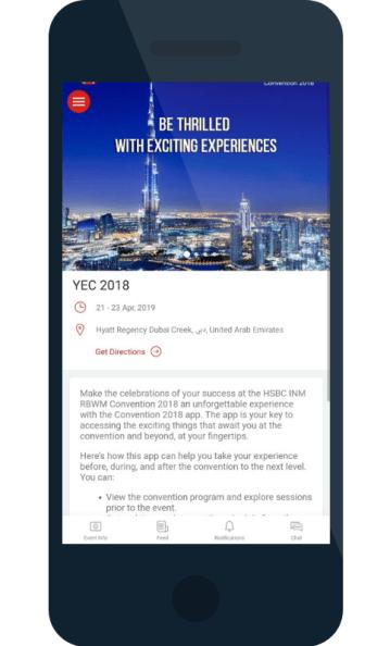 YEC convention 2019
