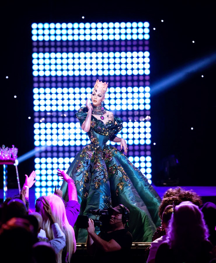 RuPaul's Drag Race 8x10 – Grand Finale Violet