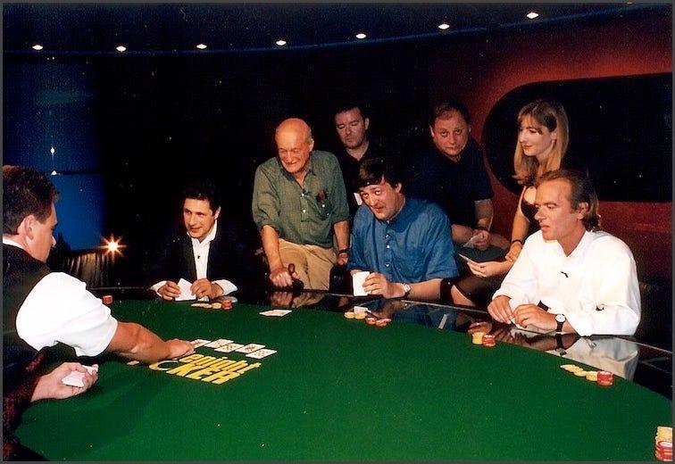 poker na tv