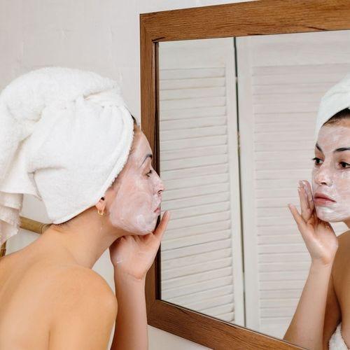beauty tips, enzyme peeling, peeling