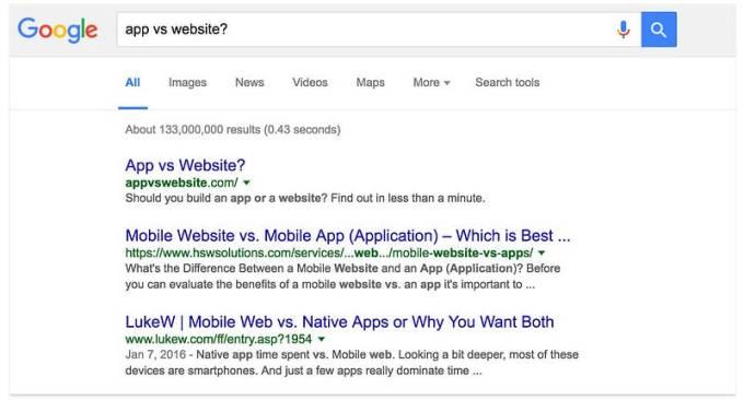 app-vs-website-search-results