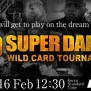 Live Super Darts 2020 Wild Card Tournament Live Stream