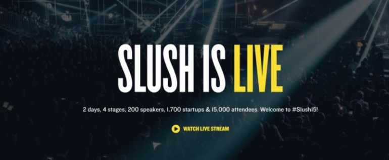 Wallarm at Slush 2015