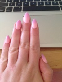 The Best Nails Are Long Pointy Nails  The Hairpin