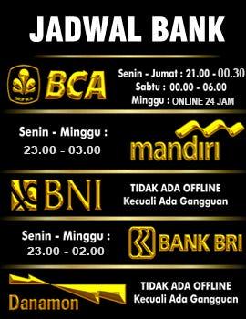 Jam Offline Bca : offline, Jadwal, Offline, Online, Untuk, Deposit, Poker, Terpercaya, Serba, Serbi