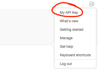 Getting the Applitools API Key