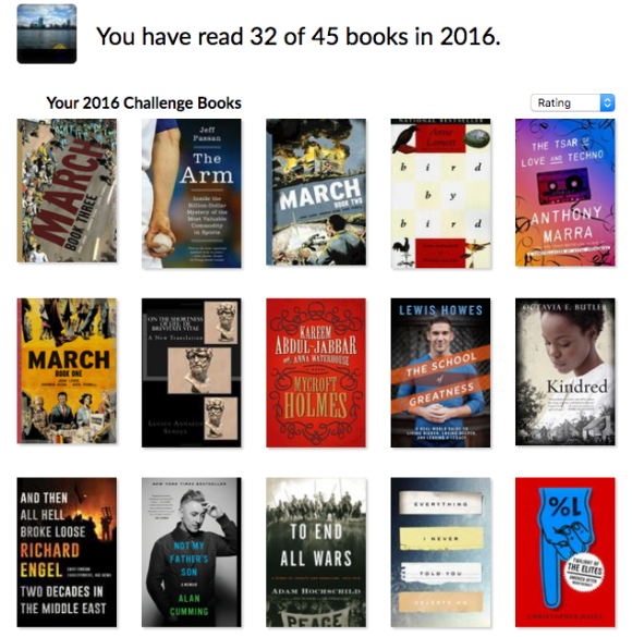 how to read more books use goodreads