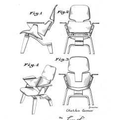Chair Design Patent And Stool In One Eames A Primer On Patents Kamaal Patterson Medium The 275