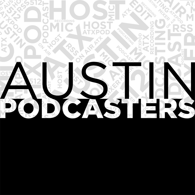 austin podcasters logo