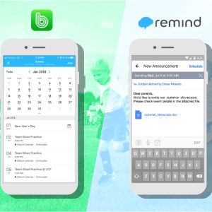 Like the Remind App, But For Sports Teams