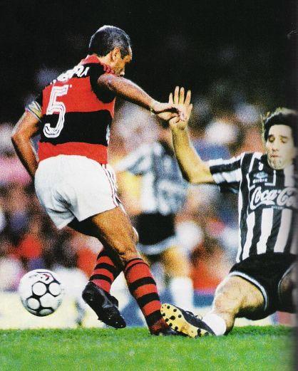 Júnior deixa Renato Gaúcho no chão em 1992