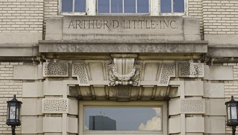 arthur d. little building in cambridge, ma