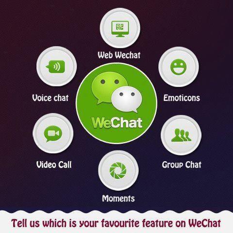 14 Fakta Tentang Aplikasi Chatting Android Wechat Yang Mungkin Tidak Kalian Ketahui