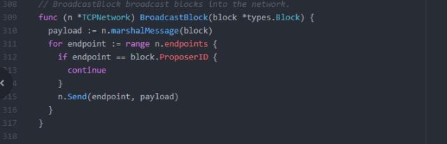 1 F6YgguBhppsOF84u3sD24Q Dexon Code Review dApp Blockchain Platform