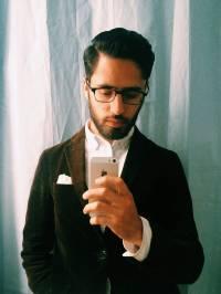 Bathroom Selfie Man   www.imagenesmy.com