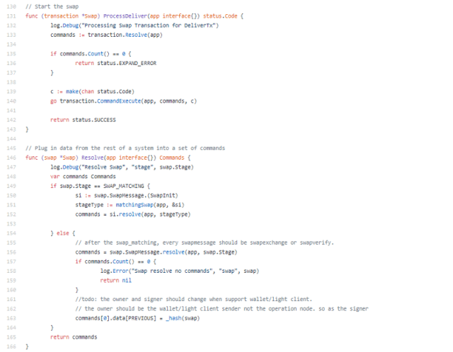 1 P9FXe2mOdFfRggOjoqWtzw OneLedger Code Review Business Modularization