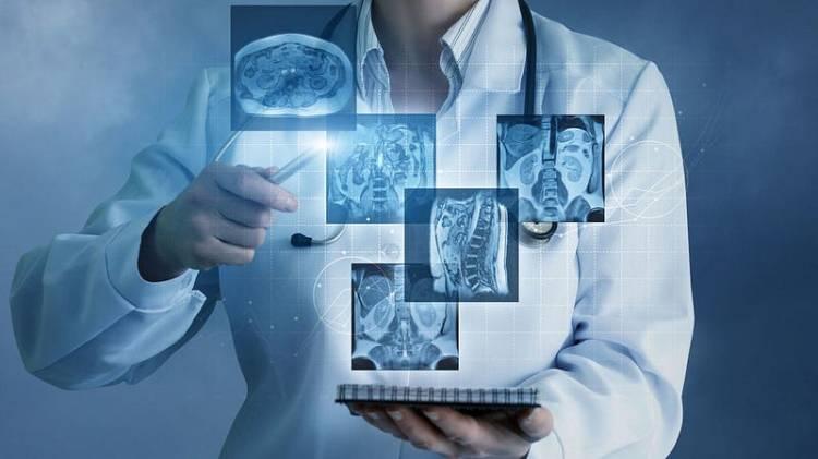 medicina digital y radiografías
