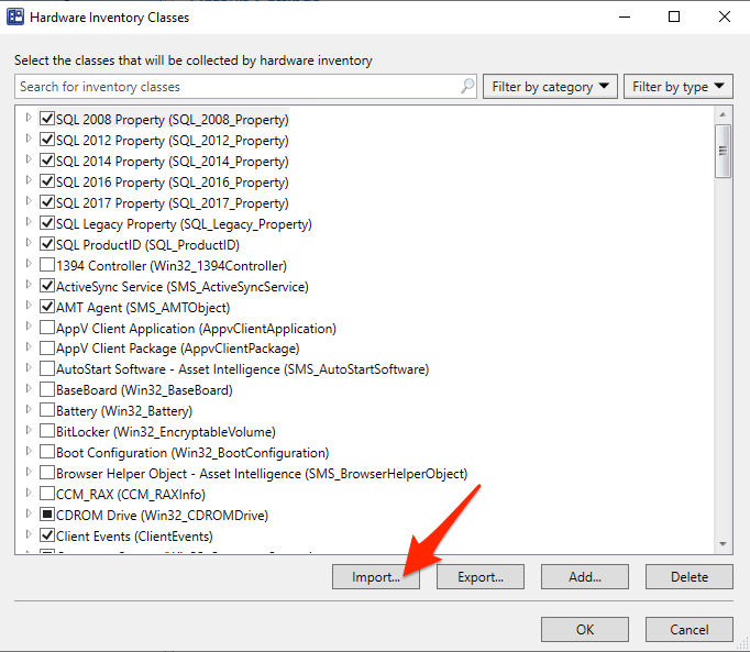 SQL Server Product and Version Reporting with SCCM