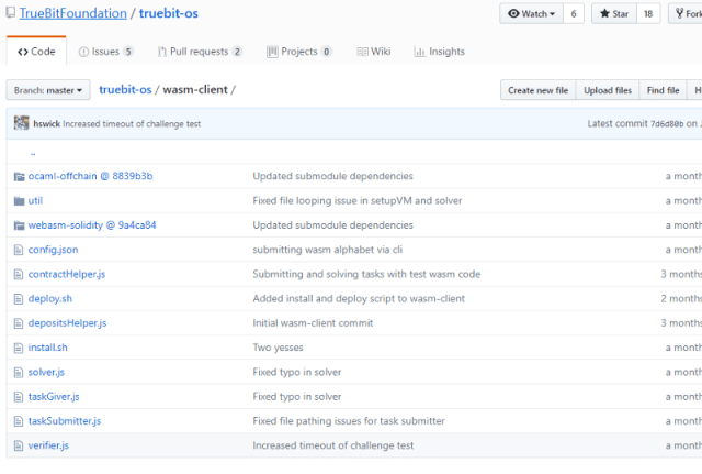 1*b2o8CaH9n4CZqKp_xY1wLw TrueBit Code Review: Scalable Blockchain Verification