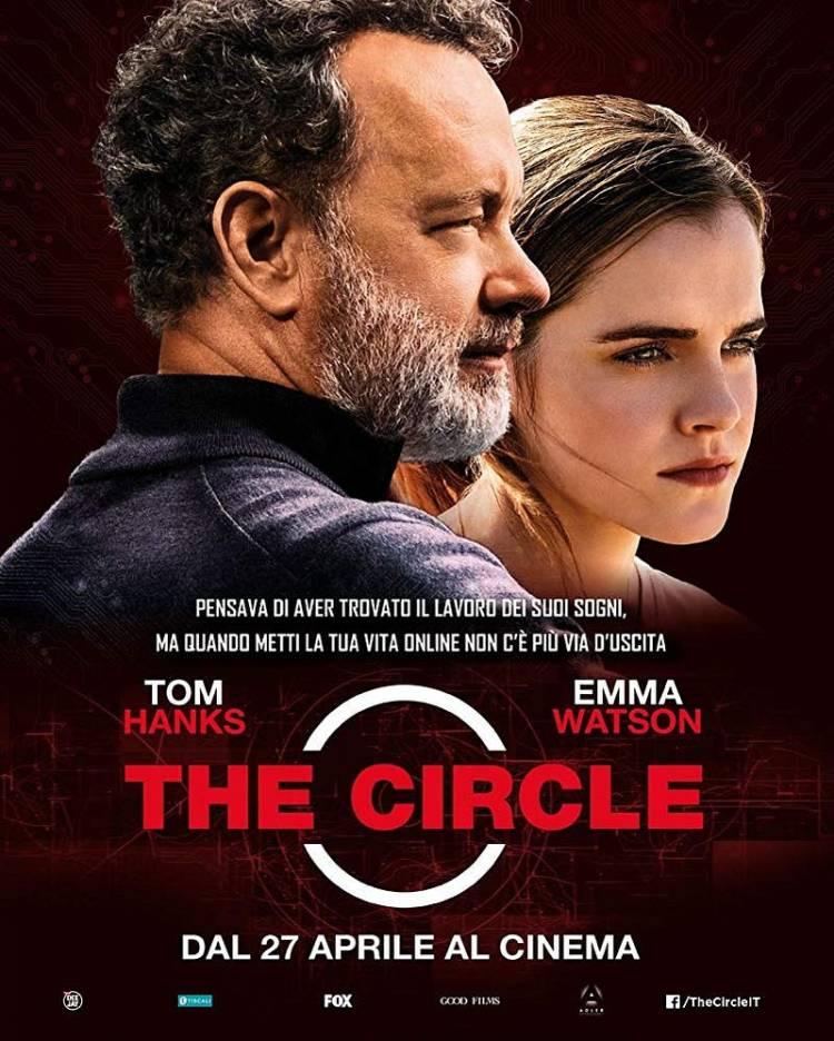 Afiche de la película The circle