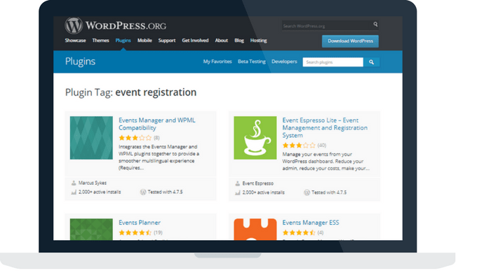 event registration platforms