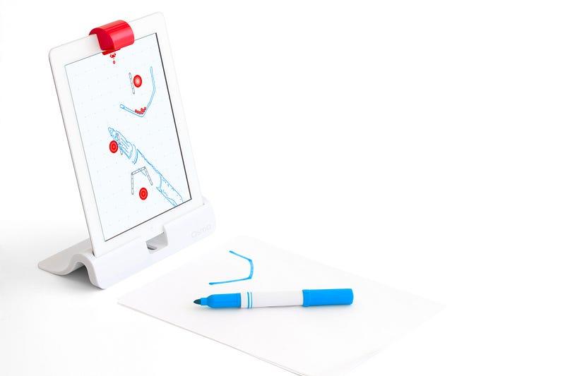 Osmo Genius Kit Game System for iPad Air 2/ mini 4/3/2 App