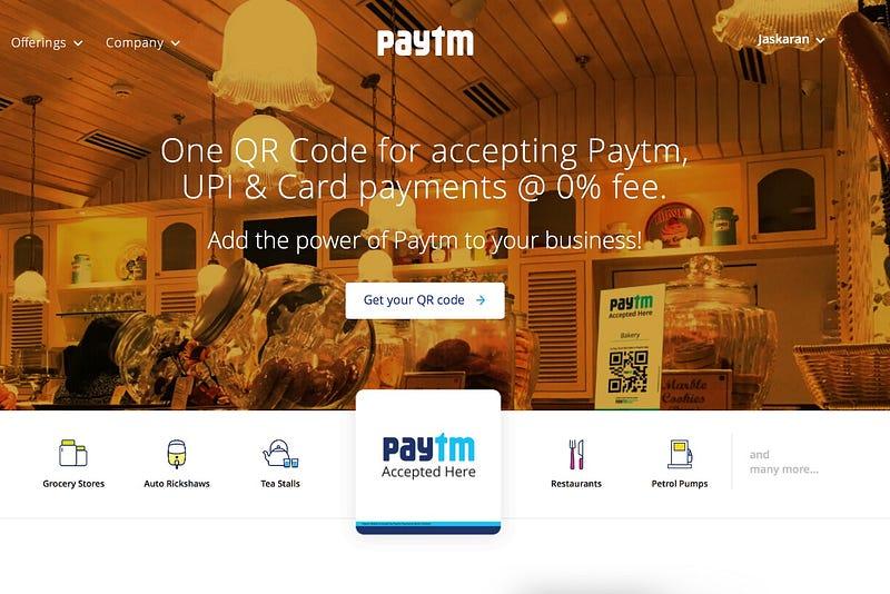 paytm merchant registration