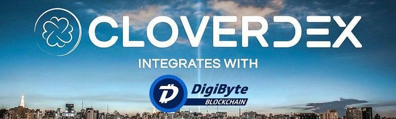 Cloverdex and Digibyte