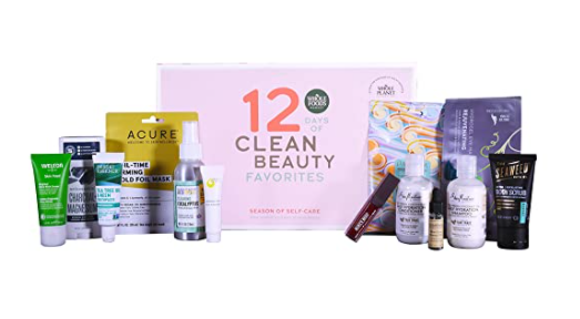 bathbombs, beauty advent calender, beauty set