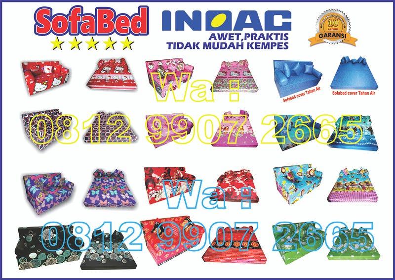 harga cover sofa bed inoac sagging cushions promo wa 0812 9907 2665 jual sarung