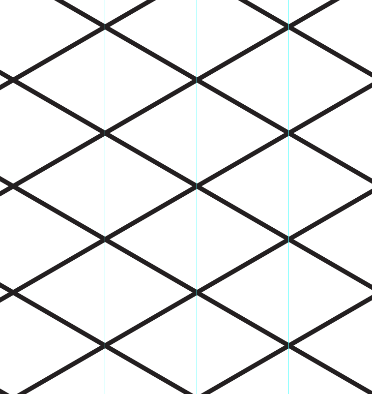 How to Make an Isometric Grid in Adobe Illustrator