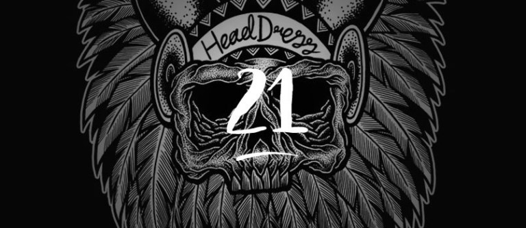 21-Headdress