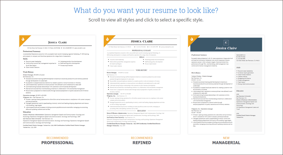 My perfect resume takes the hassle out of resume writing. 17 Best Free Ui Designer Resume Samples And Templates Laptrinhx