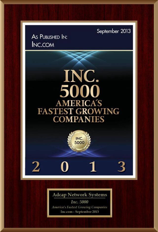 inc5000America'sFastestGrowingCompanies