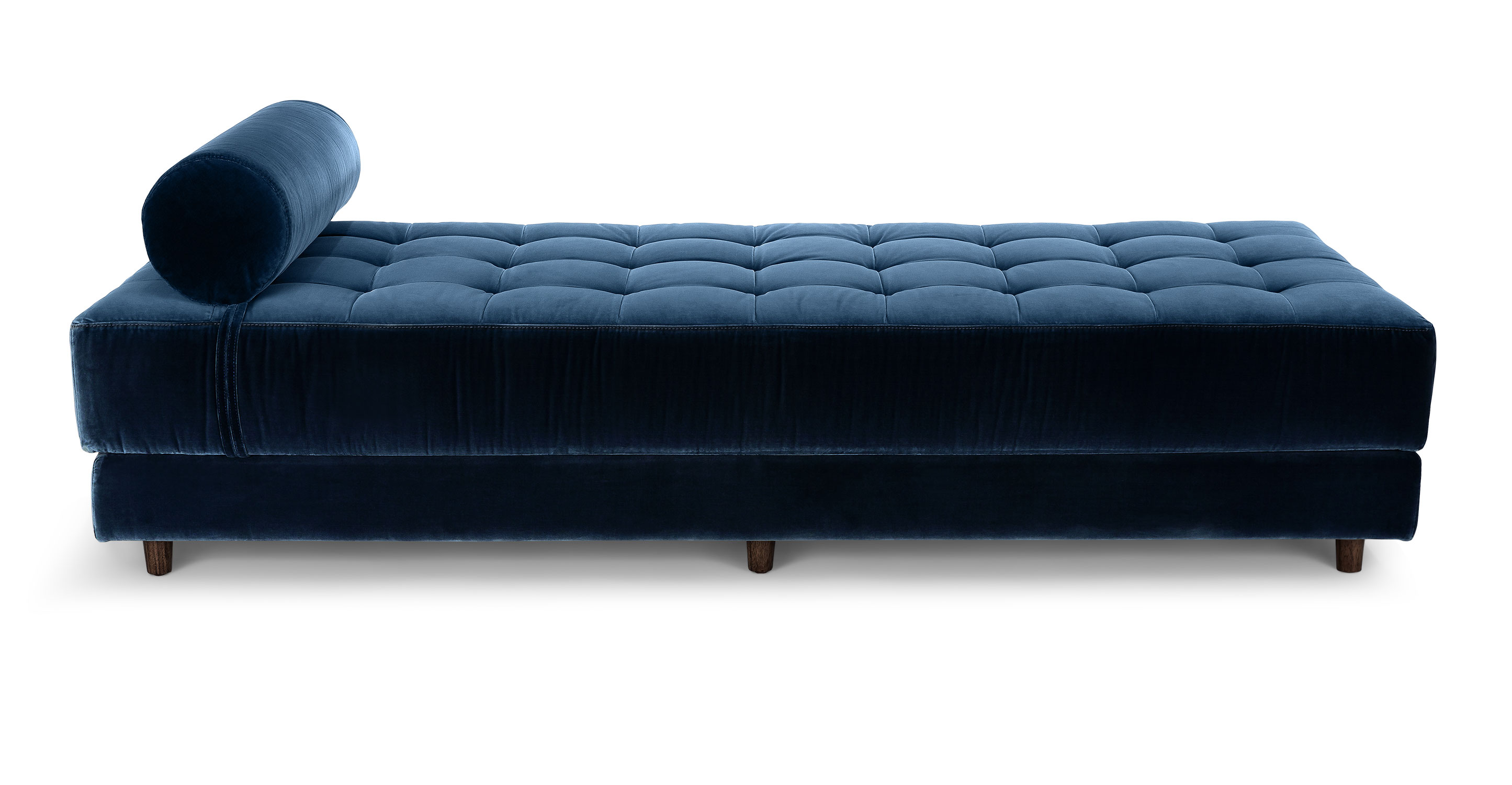 Sven Cascadia Blue Daybed - Sofas Article Modern Mid