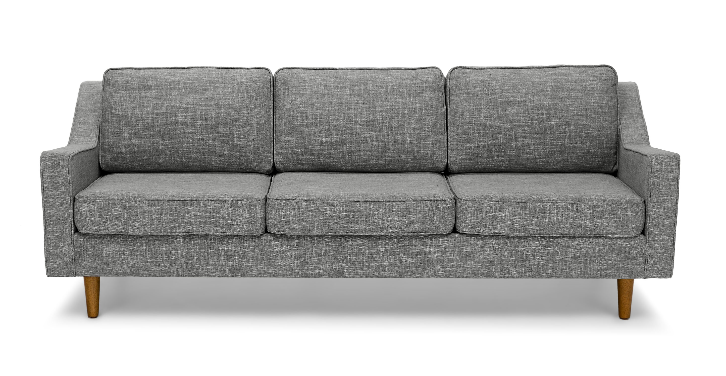 down sofas canada stickley orchard street sofa bed slope pebble gray article modern mid