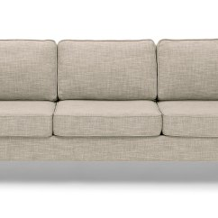 Cloud 9 Sofa Leather Complaints Slope Rain Gray Sofas Article Modern Mid
