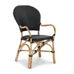 Noir Furniture Chairs Fixing Wooden Dining Chair Article Modern Mid